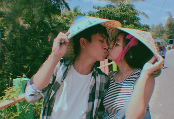 Bạn gái Hoài Lâm bất ngờ xoá khoảnh khắc ngọt ngào của cả hai trên mạng xã hội - Ảnh 1.