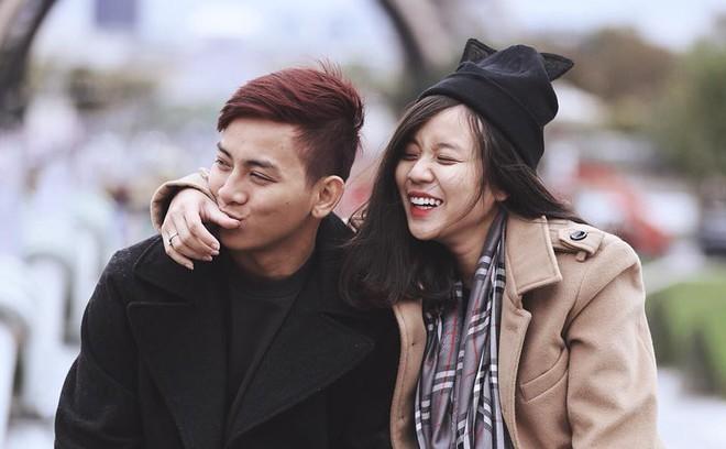 Bạn gái Hoài Lâm bất ngờ xoá khoảnh khắc ngọt ngào của cả hai trên mạng xã hội - Ảnh 2.