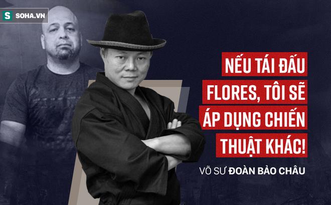 NÓNG: Võ sư Đoàn Bảo Châu bất ngờ lên tiếng về kịch bản tái đấu Flores