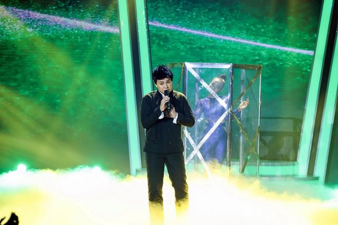 Duy Khánh bị nghi hát nhép trên sóng truyền hình quốc gia - Ảnh 1.