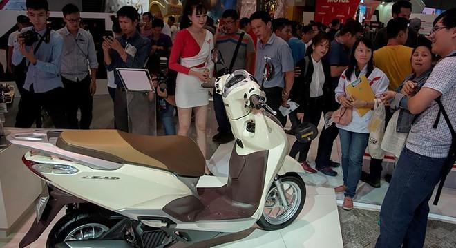 5 đại gia hốt bạc nhờ người Việt vẫn tăng mua xe máy - Ảnh 1.