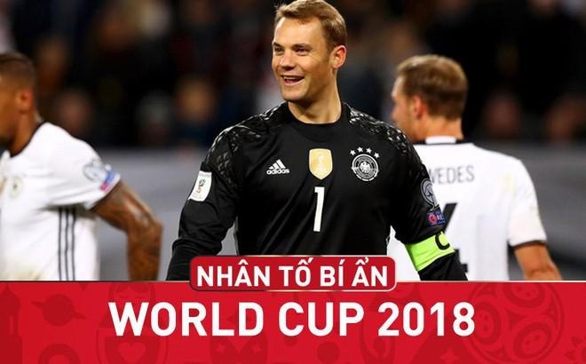 World Cup 2018: Tại sao người Đức dám đặt cược vào kẻ 8 tháng chỉ ra sân 1 lần duy nhất?