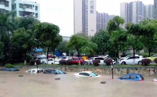 Bão Ewiniar gây thiệt hại nặng nề tại Trung Quốc