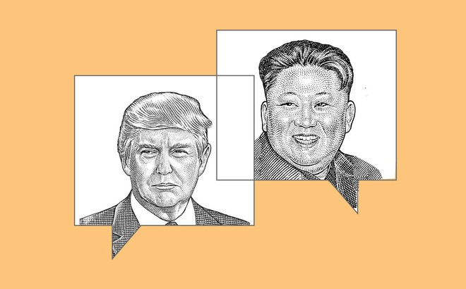 Đường đến Thượng đỉnh của hai nguyên thủ Mỹ - Triều: Sáng gây gổ, tối làm lành