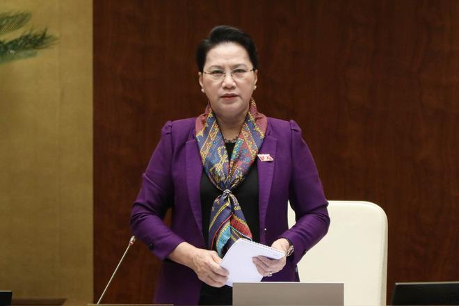 Chủ tịch Quốc hội: Người dân hiểu lầm vấn đề nên có hành động quá khích - Ảnh 1.