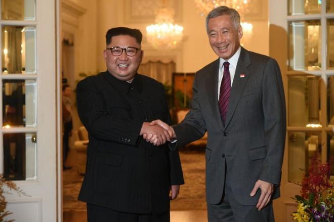 Thủ tướng Singpore  - Ảnh 2.