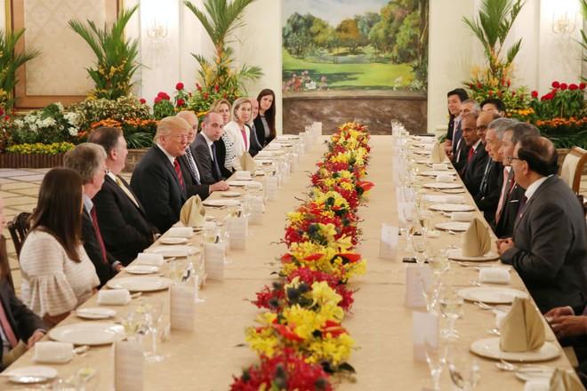 Tổng thống Trump khen Singapore chuyên nghiệp, nhận định tích cực về thượng đỉnh Mỹ-Triều - Ảnh 2.