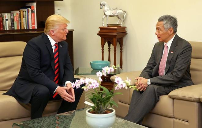 Thủ tướng Singpore khen ngợi ông Kim Jong-un, kỳ vọng hội nghị Mỹ-Triều đem lại hòa bình trên bán đảo - Ảnh 1.