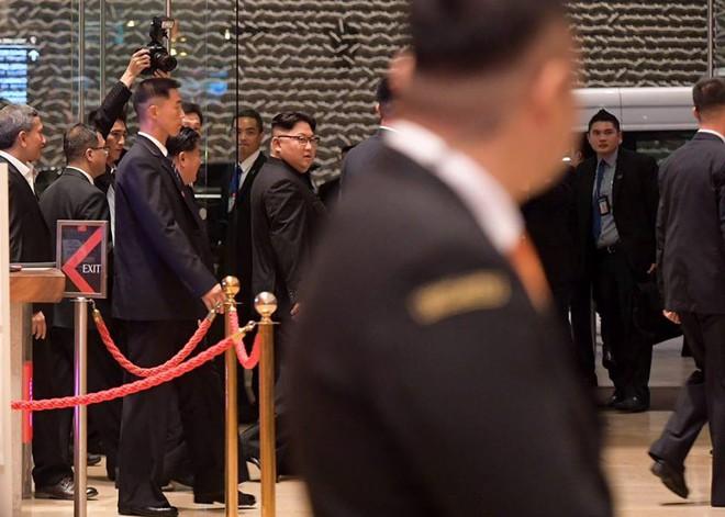Gardens by the bay đóng cửa sớm bất thường để đón ông Kim Jong-un - Ảnh 5.
