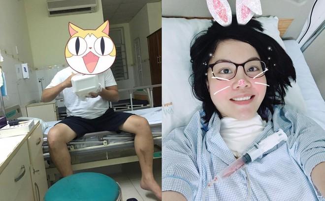 Vợ vừa nhập viện vì khối u ở cổ, chồng lại nối gót theo, nhưng sự trùng hợp chưa dừng ở đó