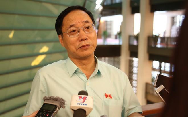 Tướng Nguyễn Mai Bộ: Không bao giờ đại biểu Quốc hội ấn nút cho việc mất nước