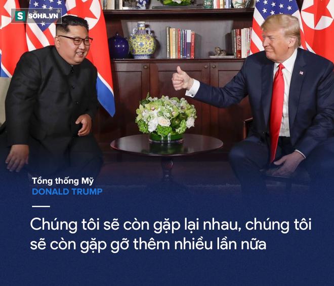 Cơn mưa lời ca ngợi nguyên thủ Mỹ - Triều dành cho nhau - Ảnh 11.