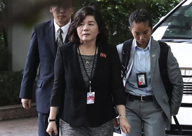 4 người phụ nữ quyền lực được ông Kim Jong-un đưa đi cùng đến Thượng đỉnh Mỹ - Triều là ai? - Ảnh 3.