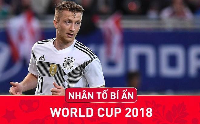 World Cup 2018: Vượt qua định mệnh, Marco Reus trở thành trái tim của Cỗ xe tăng