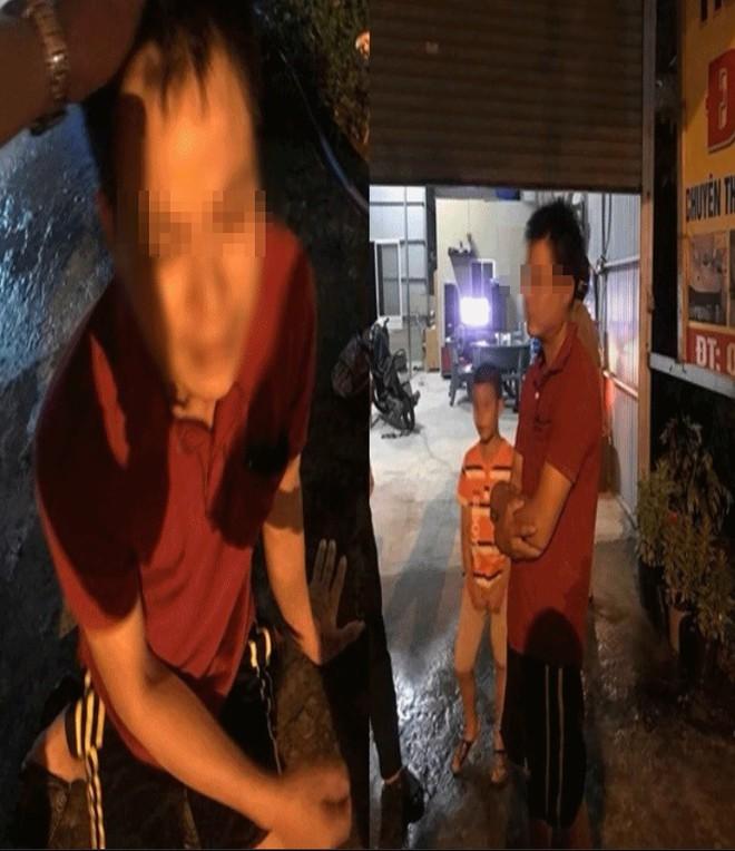 Đang tắm, bé gái phát hiện có kẻ dùng điện thoại quay lén: Hàng xóm thừa nhận quay 3 clip - Ảnh 1.
