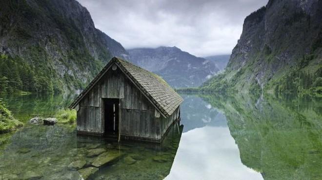 10 lần thiên nhiên biến những nơi bị bỏ hoang thành tác phẩm siêu thực - Ảnh 6.