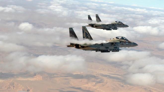 F-35 Israel trang bị tên lửa siêu thanh mới: Syria sẽ lãnh đòn tấn công đầu tiên? - Ảnh 1.