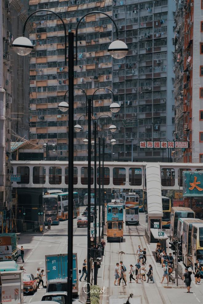 Bộ ảnh: Ngắm nhìn vẻ đẹp hoài cổ của những chiếc xe điện trăm năm tuổi của Hongkong - Ảnh 6.