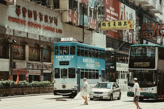 Bộ ảnh: Ngắm nhìn vẻ đẹp hoài cổ của những chiếc xe điện trăm năm tuổi của Hongkong - Ảnh 8.
