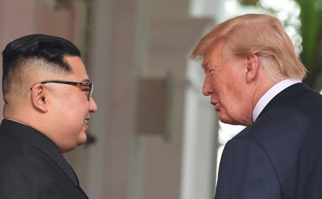 Tổng thống Trump: Triều Tiên không còn là mối đe dọa hạt nhân nguy hiểm nữa