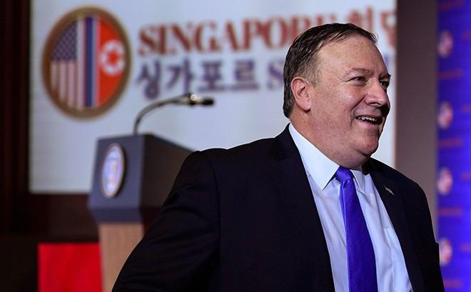 Ngoại trưởng Pompeo: Mỹ-Hàn sẽ tiếp tục tập trận nếu Triều Tiên ngừng đàm phán thiện chí