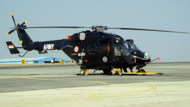 Việt Nam - Ấn Độ có thể thành lập liên doanh sản xuất trực thăng đa dụng HAL Dhruv? - Ảnh 2.