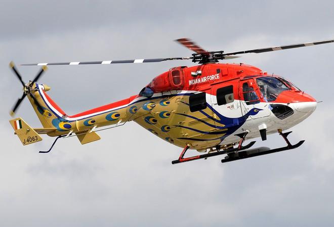 Việt Nam - Ấn Độ có thể thành lập liên doanh sản xuất trực thăng đa dụng HAL Dhruv? - Ảnh 1.