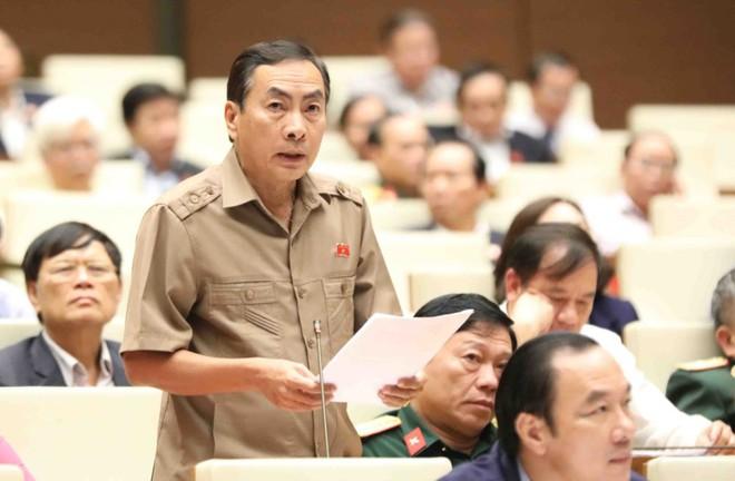 ĐBQH: Giám đốc Công an Hà Nội, TP.HCM chỉ nên đeo hàm Thiếu tướng  - Ảnh 1.