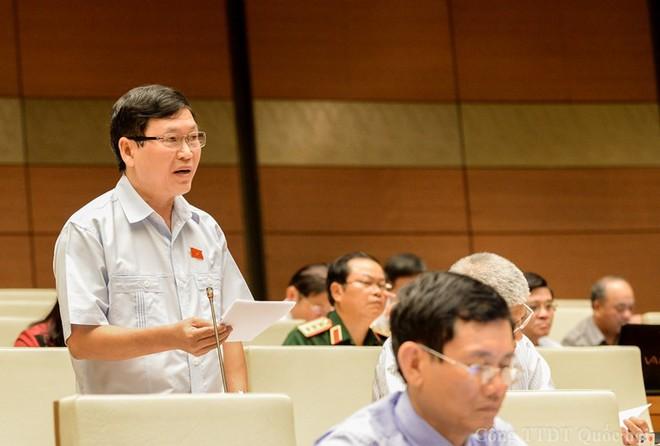 ĐBQH: Giám đốc Công an Hà Nội, TP.HCM chỉ nên đeo hàm Thiếu tướng  - Ảnh 3.
