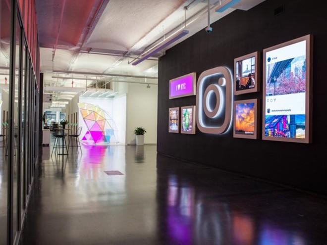 """Đột nhập trụ sở mới của Instagram ở New York: có cửa hàng kem, quầy bar, nhiều nơi """"sống ảo"""" - Ảnh 1."""