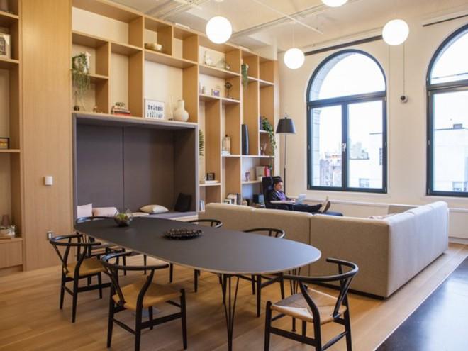 """Đột nhập trụ sở mới của Instagram ở New York: có cửa hàng kem, quầy bar, nhiều nơi """"sống ảo"""" - Ảnh 18."""
