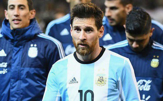 Argentina của Messi là đội tuyển già nhất World Cup 2018