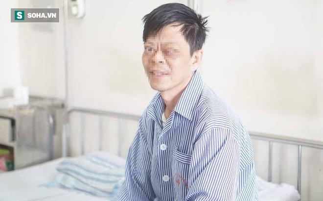 Chủ quan với bệnh bướu cổ: Người đàn ông bị loét toàn bộ giác mạc, mù vĩnh viễn mắt trái