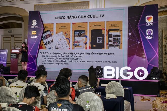 BIGO công bố áp dụng di động phát trực tiếp Cube TV - Ảnh 1.