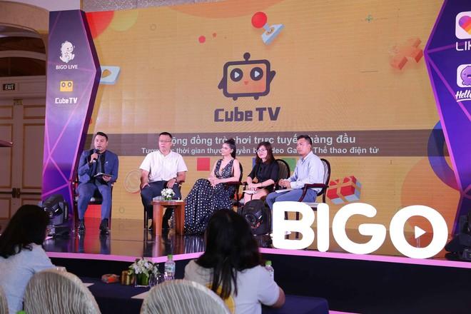 BIGO công bố áp dụng di động phát trực tiếp Cube TV - Ảnh 3.