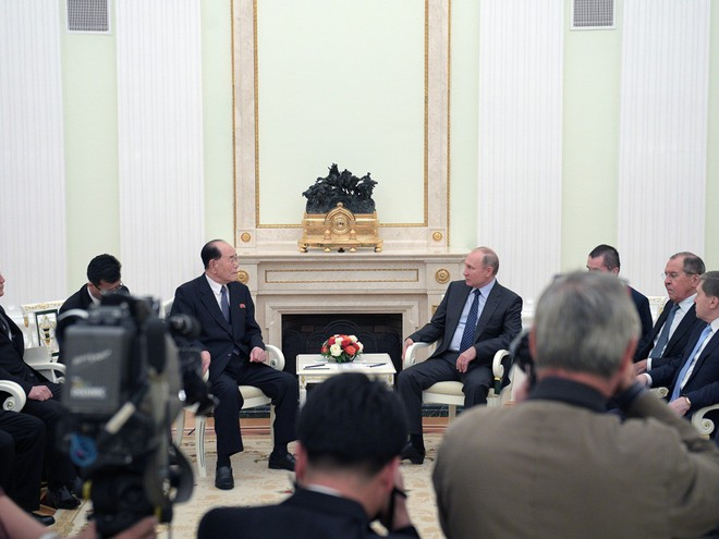 Sau ông chủ Nhà Trắng, Tổng thống Putin cũng nhận được thư tay khủng từ ông Kim Jong-un - Ảnh 7.