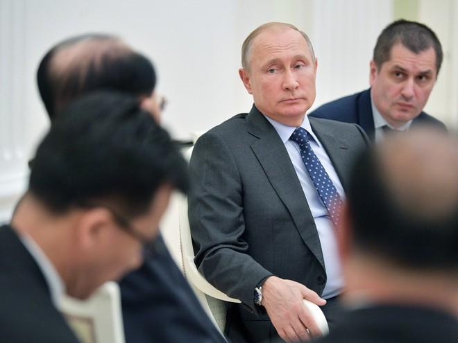 Sau ông chủ Nhà Trắng, Tổng thống Putin cũng nhận được thư tay khủng từ ông Kim Jong-un - Ảnh 9.