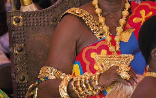 10 nước đào nhiều vàng nhất địa cầu - Ảnh 1.