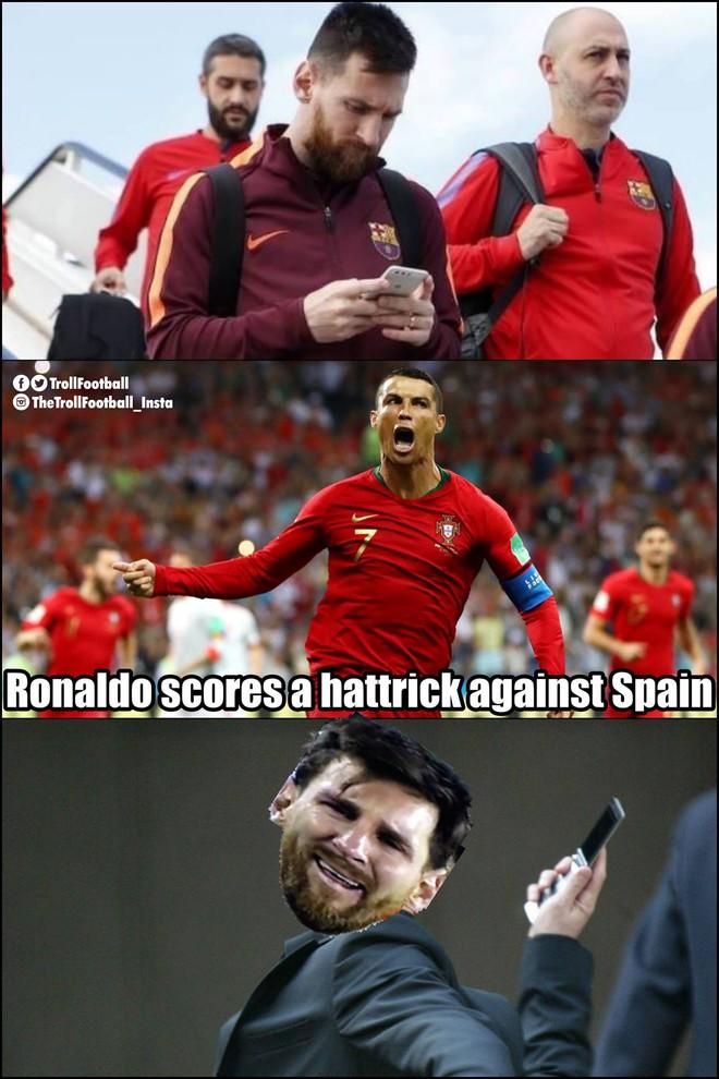 Không phải De Gea, người biếu bàn thắng cho Ronaldo là Karius của Liverpool? - Ảnh 7.