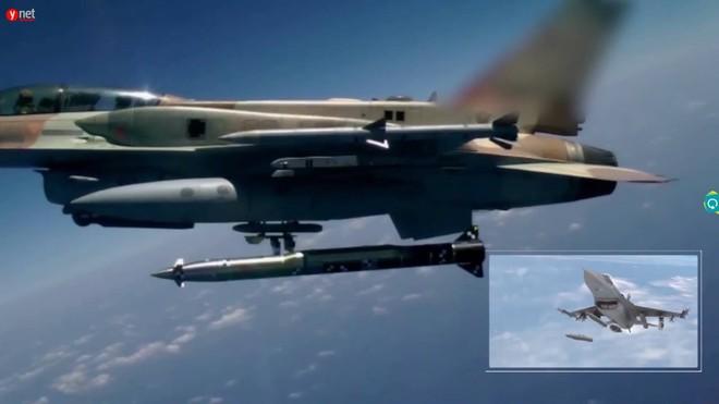 Siêu tên lửa Rampage của Israel chính là phiên bản không đối đất EXTRA? - Ảnh 2.