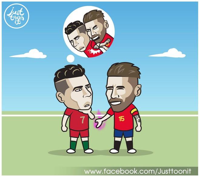Không phải De Gea, người biếu bàn thắng cho Ronaldo là Karius của Liverpool? - Ảnh 8.