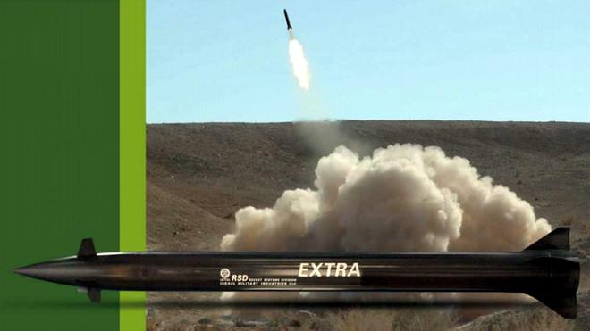 Siêu tên lửa Rampage của Israel chính là phiên bản không đối đất EXTRA? - Ảnh 1.