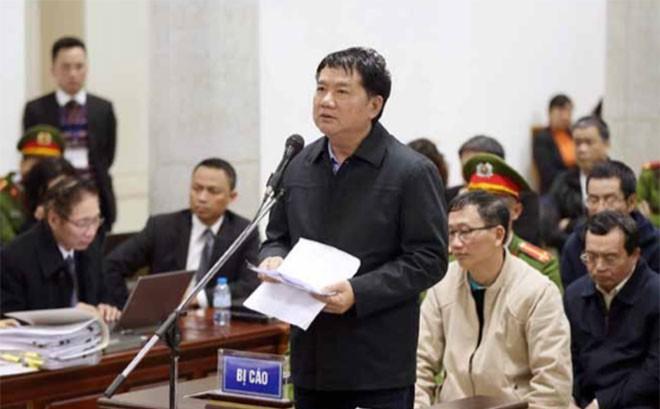 TAND cấp cao tại Hà Nội xét đơn kháng cáo của ông Đinh La Thăng