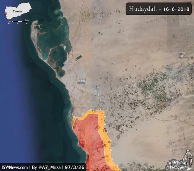Houthi tập kích quân Saudi Arabia bằng UAV: Diễn biến chết chóc trên chiến trường Yemen - Ảnh 1.