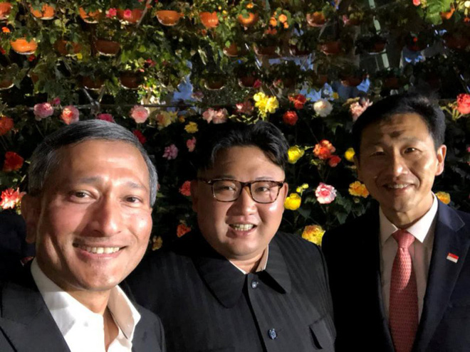 Hành tung bí ẩn của Triều Tiên và cách Singapore xử trí với hai tấm thảm đỏ - Ảnh 3.