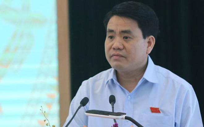 Chủ tịch Nguyễn Đức Chung: Công an thành phố bắt 2 đối tượng rải truyền đơn