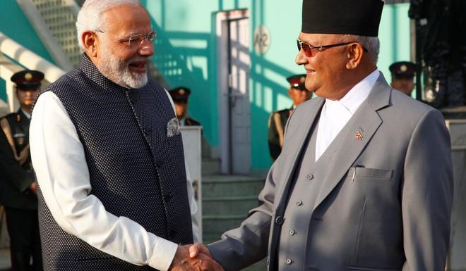 Trung Quốc đứng trước đòn bẩy ngàn cân khi Ấn Độ - Nepal tái hợp thành công - Ảnh 1.
