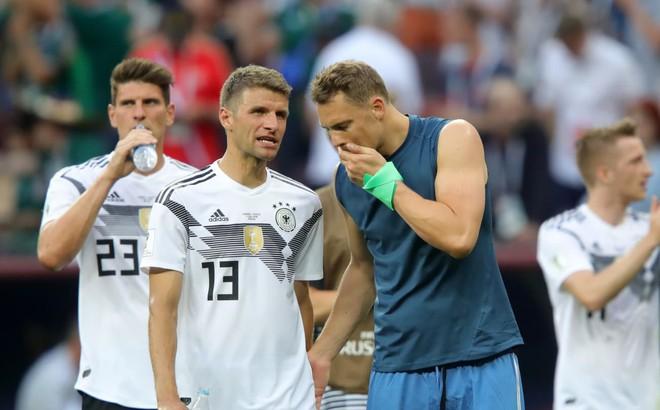 """World Cup 2018: ĐT Đức bị """"tấn công"""" cùng lúc bởi 2 """"lời nguyền"""" bí ẩn"""