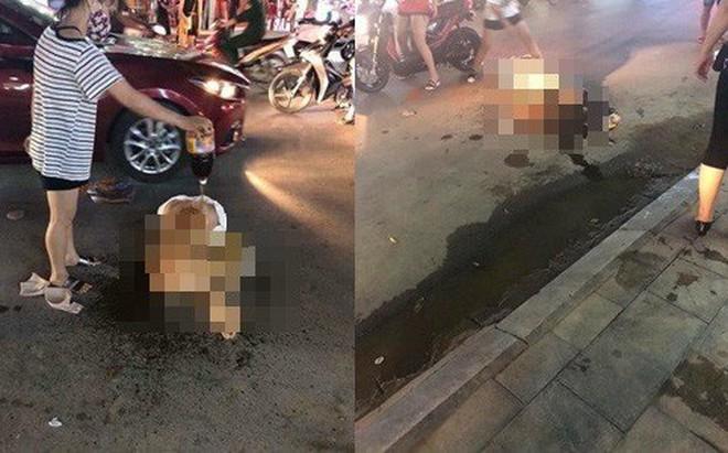 Khởi tố vụ án cô gái Thanh Hóa bị lột đồ, đổ nước mắm, muối ớt lên người