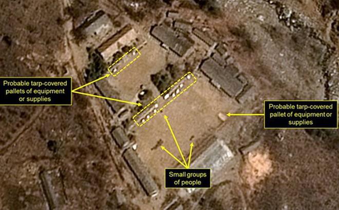 Triều Tiên có tới 3.000 cơ sở liên quan tới hoạt động tên lửa hạt nhân